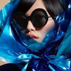 NWOT Karen Walker Romancer Sunglasses